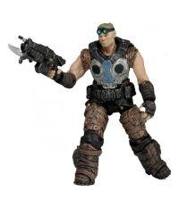 """Фигурка """"Gears of War 3 3/4"""" Series 1 - Damon Baird (Neca)"""