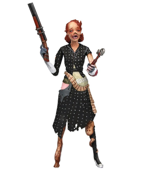 "Фигурка ""Bioshock 7"" Series 2 Ladysmith Splicer"" (Neca)"
