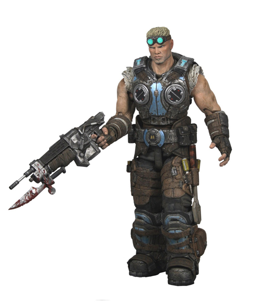 "Фигурка ""Gears of War 3: Series 2 Baird 7"" (Neca)"