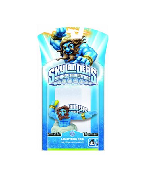 Skylanders: Spyro's Adventure. Интерактивная фигурка Lightning Rod
