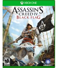 Assassin's Creed IV: Black Flag [Русская версия] (Xbox One)