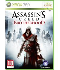 Assassin's Creed: Brotherhood [русская версия] (Xbox 360)