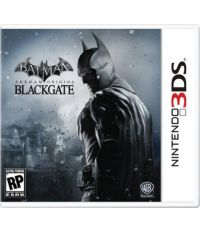 Batman: Arkham Origins. Blackgate (3DS)