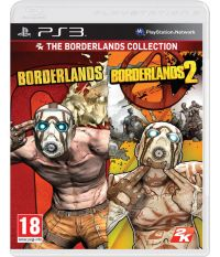 Borderlands Collection (PS3)