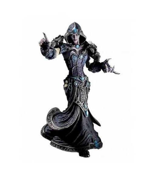 """Фигурка """"WoW S8"""" Forsaken Priestess: Confessor Dhalia Action Figure 6.75"""" (DC Unlimited)"""