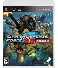 Earth Defense Force 2025 [русская документация] (PS3)