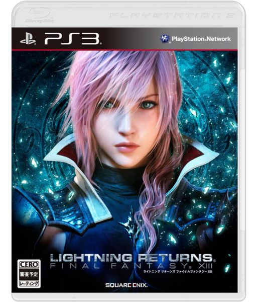 Lightning Returns: Final Fantasy XIII [русская документация] (PS3)