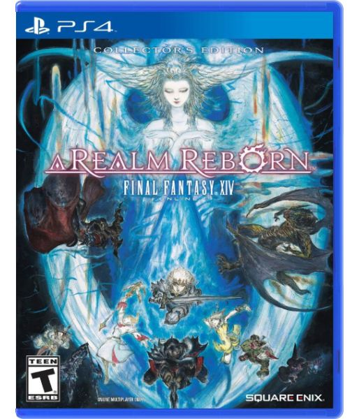 Final Fantasy XIV: A Realm Reborn. Collector's Edition (PS4)