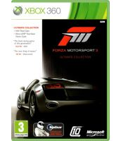 Forza Motorsport 3 Ultimate Edition (Xbox 360)