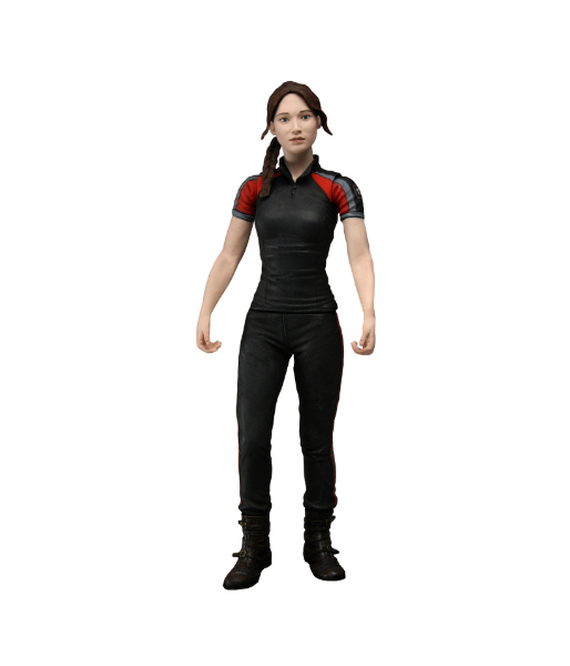 "Фигурка ""The Hunger Games"" Series 2 - Katniss In Training Outfit 7"" (Neca)"