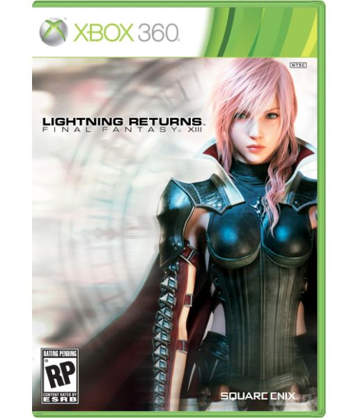 Lightning Returns: Final Fantasy XIII [русская документация] (Xbox 360)
