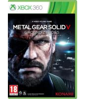 Metal Gear Solid V: Ground Zeroes [Русская версия] (Xbox 360)