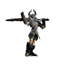"Фигурка ""WoW S8"" Argent Nemesis: The Black Night Action Figure 7.50"" (DC Unlimited)"