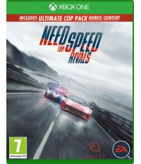 Need for Speed Rivals Limited Edition [Русская документация] (Xbox One)