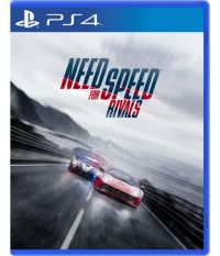 Need for Speed Rivals [Русская версия] (PS4)