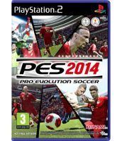 Pro Evolution Soccer 2014 (PS2)