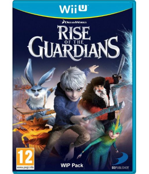 Rise of the Guardians (Wii U)