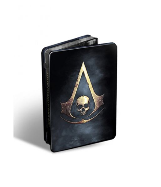 Assassin's Creed IV: Black Flag Skull Edition [Русская версия] (Wii U)