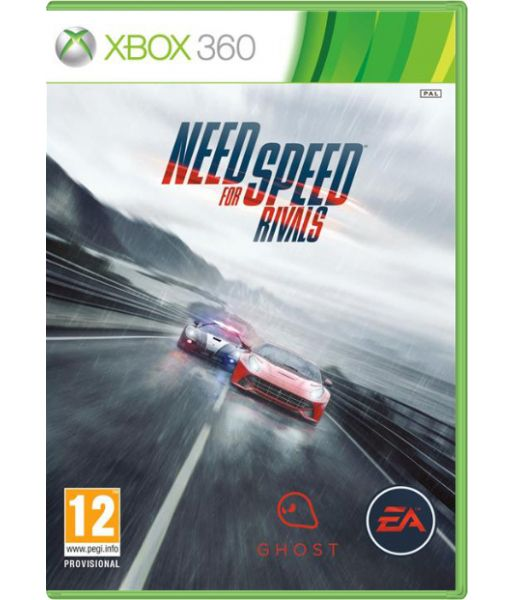 Need for Speed Rivals [русская версия] (Xbox 360)