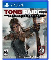 Tomb Raider. Definitive Edition [Русская версия] (PS4)