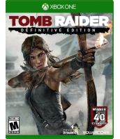 Tomb Raider. Definitive Edition (Xbox One)