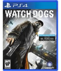 Watch Dogs [Русская версия] (PS4)