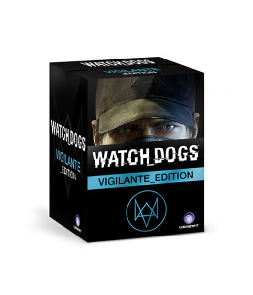 Watch Dogs Vigilante Edition [Русская версия] (Xbox 360)