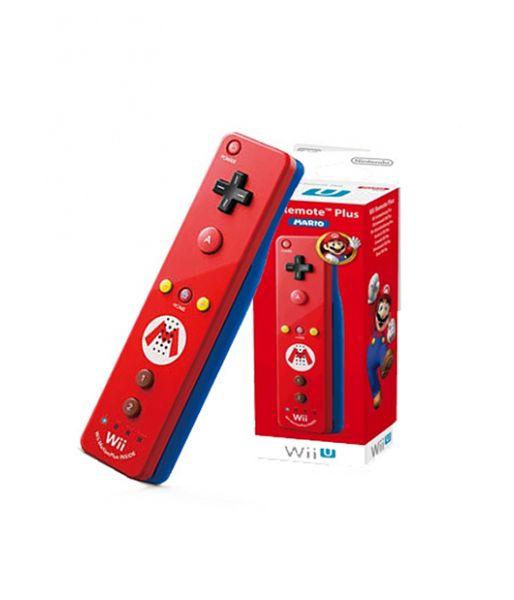 Wii U Nintendo  Игровой контроллер Remote Plus Mario Edition (Wii U)