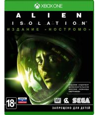 Alien Isolation: Nostromo Edition [русская версия] (Xbox One)
