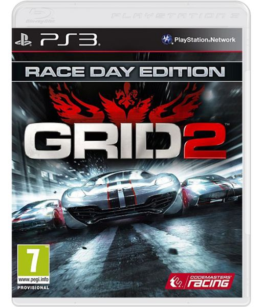GRID 2 Race Day Edition (PS3)