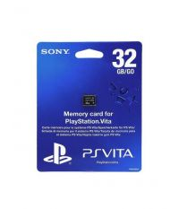 Карта памяти 32 Гб [PS Vita Memory Card 32GB - PCH-Z321: SCEE] (PS Vita)