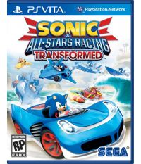 Sonic & All-Star Racing Transformed (PS Vita)
