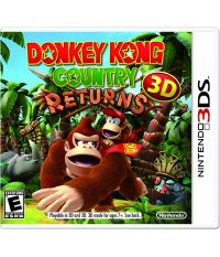 Donkey Kong: Country Returns 3D (3DS)