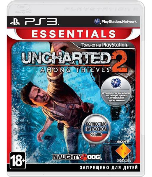 Uncharted 2: Among Thieves [русская версия] (PS3)