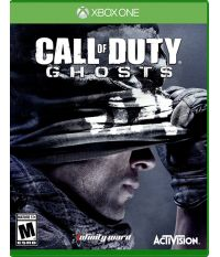 Call of Duty: Ghosts [русская версия] (Xbox One)