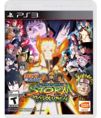 Naruto Shippuden Ultimate Ninja Storm Revolution: Day One Edition [русские субтитры] (PS3)