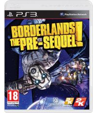 Borderlands: The Pre-Sequel [русская документация] (PS3)