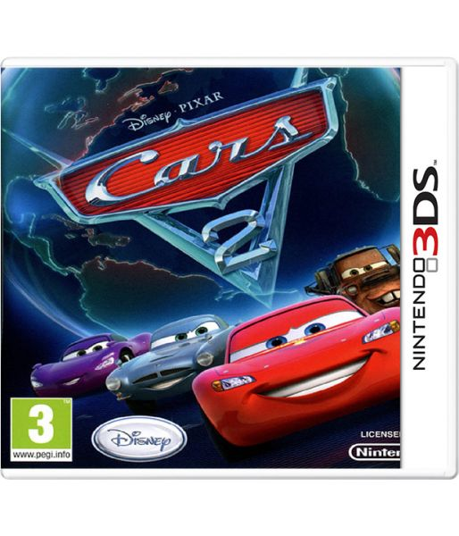 Cars 2: The Videogame (3DS)