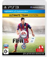 FIFA 15 Ultimate team Edition [русская версия] (PS3)