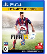 FIFA 15 Ultimate team Edition [русская версия] (PS4)