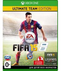 FIFA 15 Ultimate team Edition [русская версия] (Xbox One)