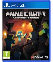 Minecraft: Playstation 4 Edition [русская версия] (PS4)