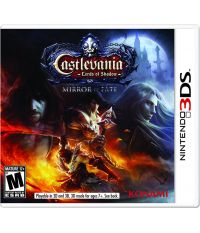 Castlevania: Lords of Shadow - Mirror of Fate (3DS)