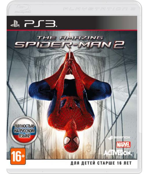 The Amazing Spider-Man 2 [русская версия] (PS3)