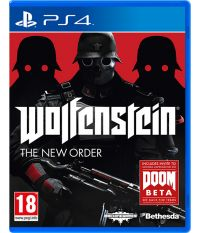 Wolfenstein: The New Order [русские субтитры] (PS4)