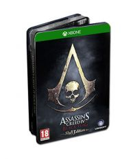 Assassin's Creed IV: Black Flag [русская версия] Skull Edition (Xbox One)