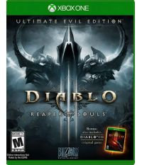 Diablo III: Reaper of Souls. Ultimate Evil Edition [русская версия] (Xbox One)