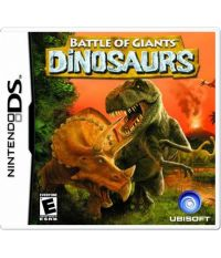 Battle of the Giants: Dinosaurs (NDS)