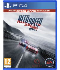 Need for Speed Rivals Limited Edition [Русская документация] (PS4)