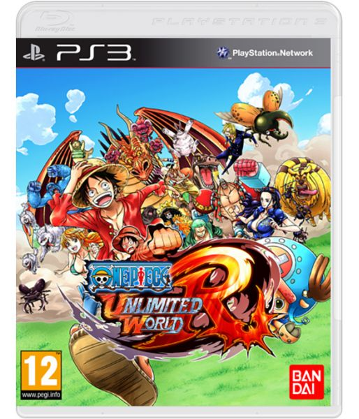 One Piece Pirate Unlimited World Red (PS3)